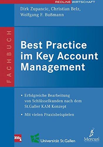 Mercuri Buch - Best Practice im Key Account Management