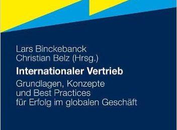 Cover_Buchauszug - Internationaler Vertrieb - Die Champions League des Vertriebs