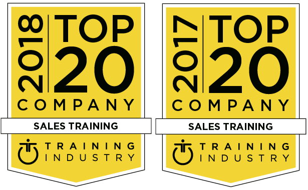 Logo Training Industry, Inc 2017 and 2018