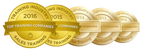 Logo Training Industry, Inc 2016 and older