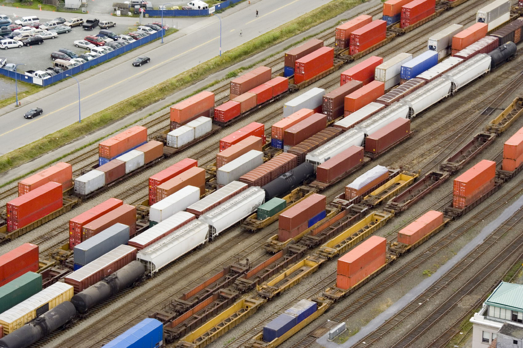 many-freightliners