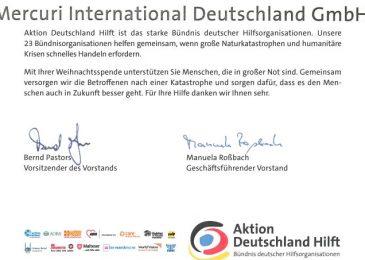 Thumbnail Aktion Deutschland Hilft