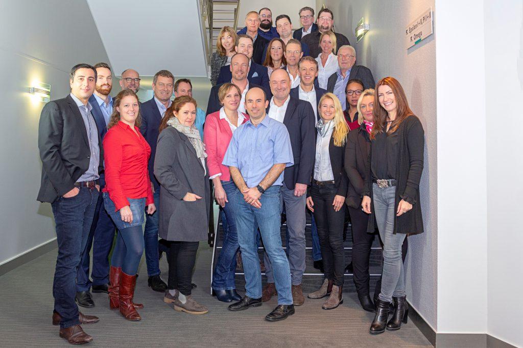 Mercuri International Deutschland Team