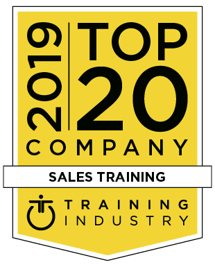 Badge Sales Training Industrie 2019