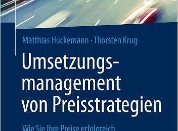 Mercuri Buch - Umsetzungsmanagement von Preisstrategien