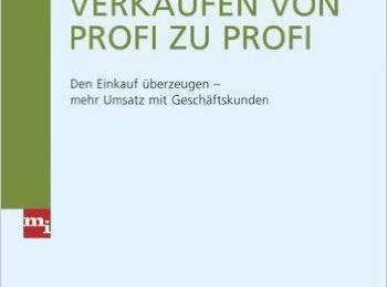 Mercuri Buch - Verkaufen von Profi zu Profi