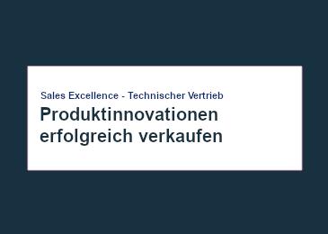 Produktinnovationen erfolgreich verkaufen