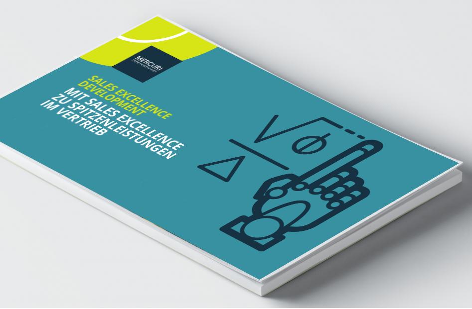 Cover Sales Excellence E-Book