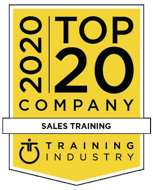 Badge Sales Training Industrie 2020