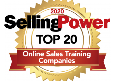 2020 Top 20 Online Sales Training logo