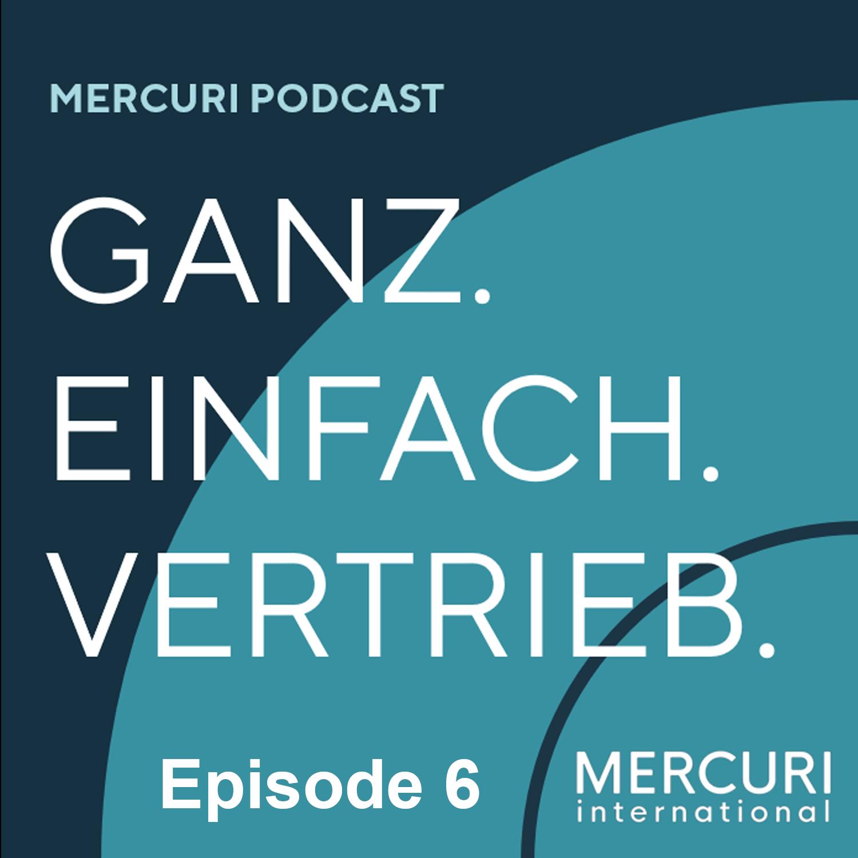 Podcast Episode 6 Logo